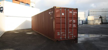 Alconet heeft een ruim aanbod zeecontainers in de verkoop