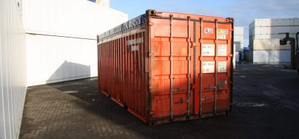 20FT Original Open Top container 01