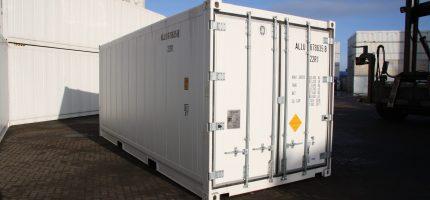 20FT Reefer Container gebruikt 02