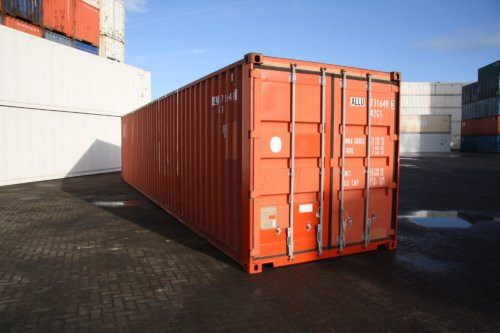 Buy a sea container